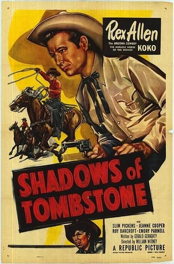 Poster of Shadows of Tombstone