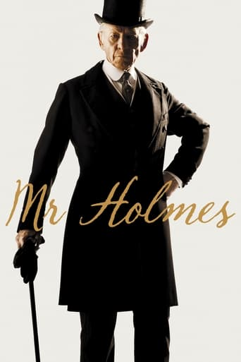 Poster of Mr. Holmes