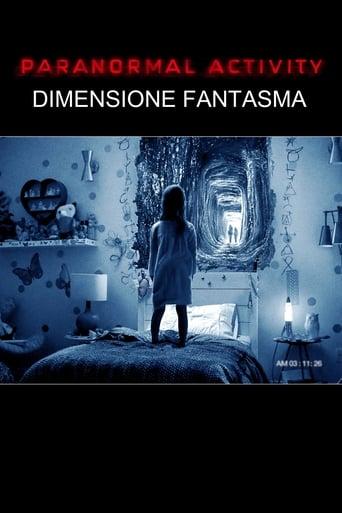 Poster of Paranormal Activity - La dimensione fantasma