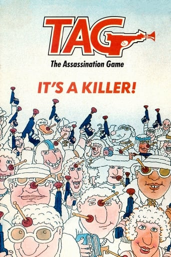 Tag: The Assassination Game poster