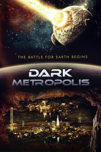 Poster of Dark Metropolis