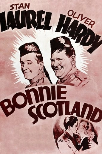 Poster of Bonnie Scotland