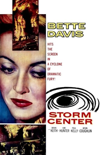 Poster of Storm Center