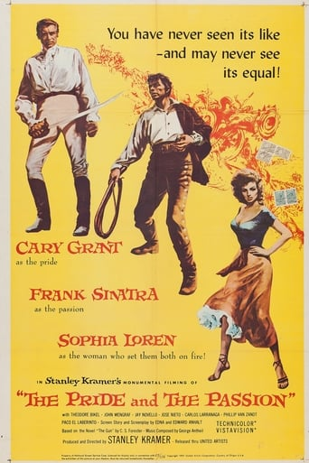 Poster of The Pride and the Passion