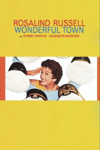 Poster of Wonderful Town