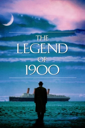 Poster of The Legend of 1900