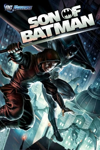 Poster of Son of Batman