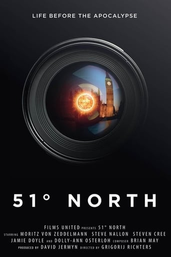 Poster of 51 Degrees North