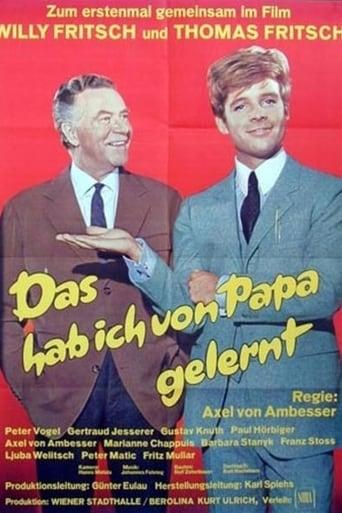Poster of Das hab ich von Papa gelernt