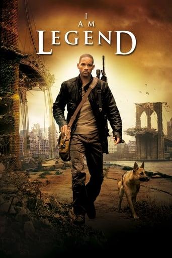 Poster of I Am Legend