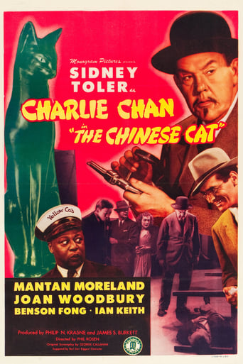 Poster of Charlie Chan in The Chinese Cat
