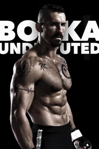Boyka: Undisputed IV Film Review