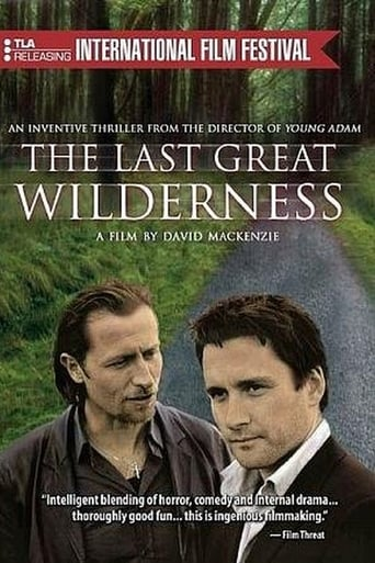 Poster of The Last Great Wilderness