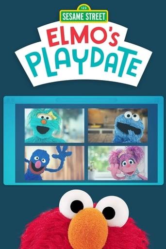 Poster of Sesame Street: Elmo's Playdate