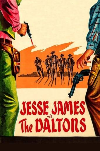 Poster of Jesse James vs. the Daltons