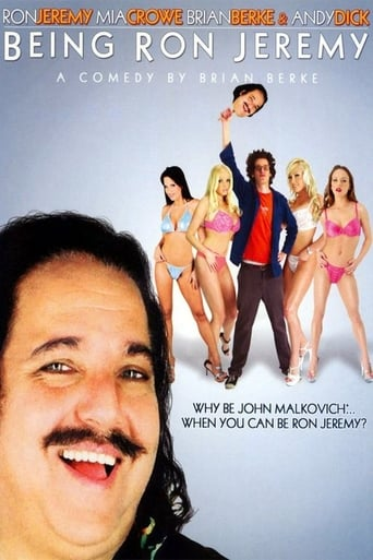 Poster of Being Ron Jeremy