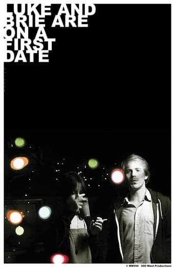 Poster of Luke and Brie Are on a First Date