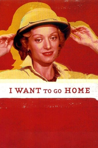 Poster of I Want to Go Home