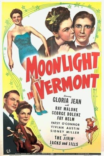 Poster of Moonlight in Vermont