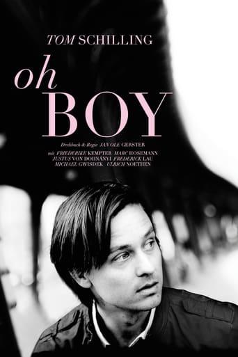 Filmplakat von Oh Boy