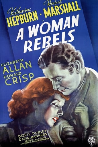 Poster of A Woman Rebels