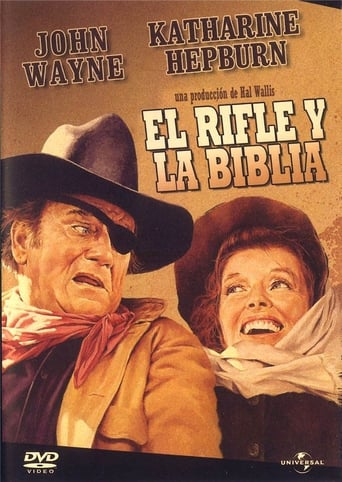Poster of El rifle y la Biblia