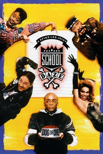 Poster of Blázinec ve škole