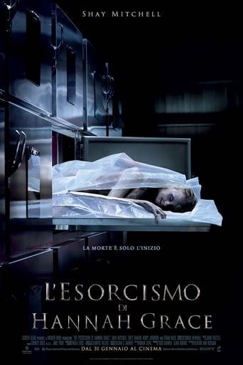 Poster of L'esorcismo di Hannah Grace