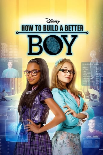 Poster of How to Build a Better Boy