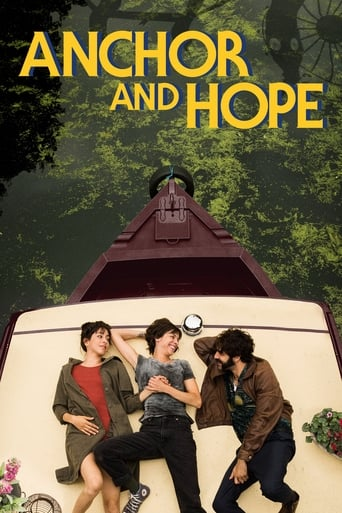 Poster of Anchor and Hope