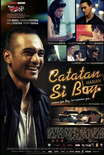 Poster of Catatan (Harian) Si Boy