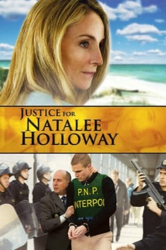Poster of Justice for Natalee Holloway