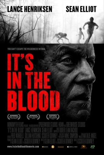 Poster of It's in the Blood