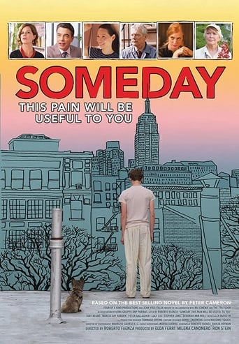 Poster of Someday This Pain Will Be Useful to You