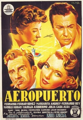 Poster of Aeropuerto