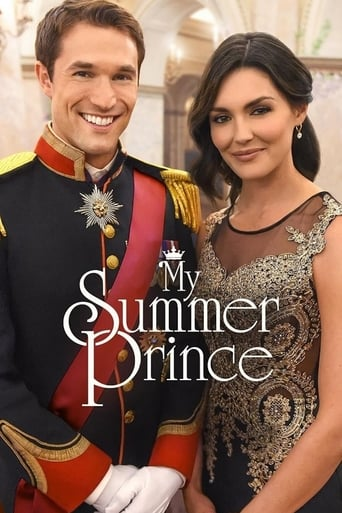 Poster of My Summer Prince
