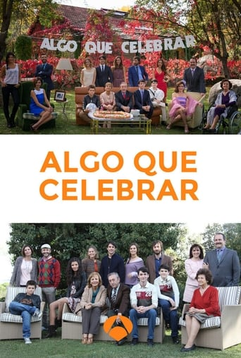 Poster of Algo que celebrar