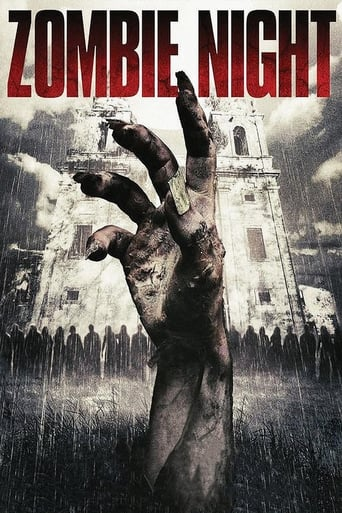 Poster of Zombie Night