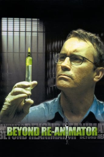 Poster of Beyond Re-Animator