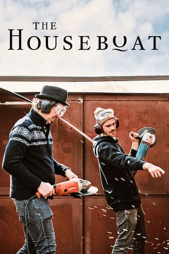 Poster of The Houseboat