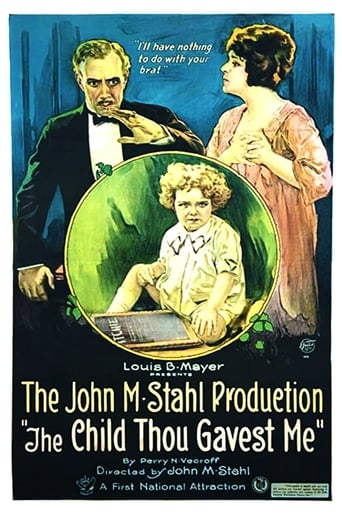 Poster of The Child Thou Gavest Me