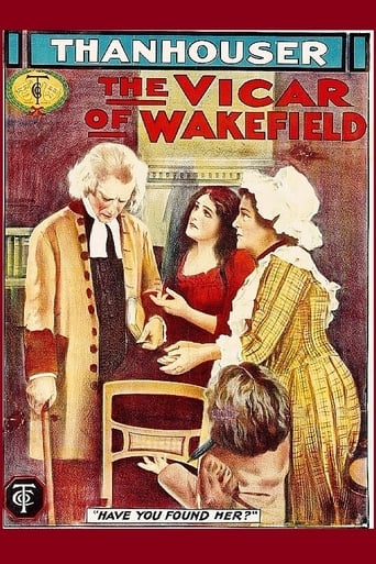 Poster of The Vicar of Wakefield