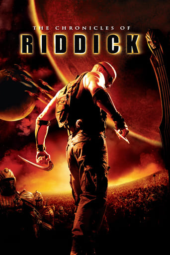 Poster of The Chronicles of Riddick