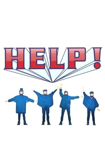 Poster of Help!