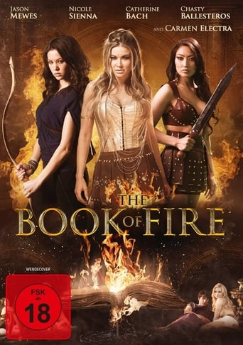 Poster of The Book of Fire