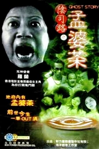 Poster of Ghost Story - Horrible Tea