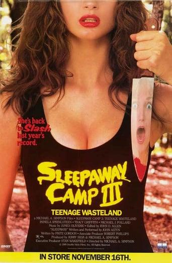 Poster of Sleepaway Camp III: Teenage Wasteland