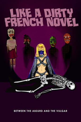 Poster of Like a Dirty French Novel