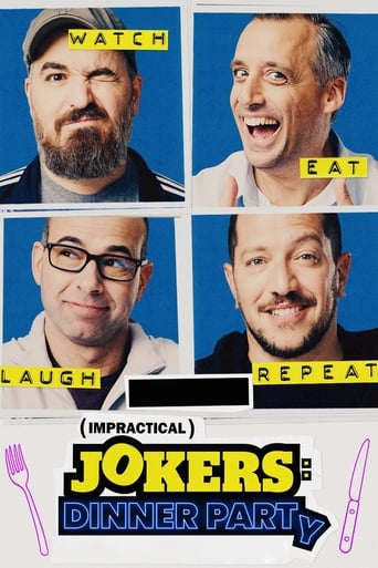 Poster of Impractical Jokers: Dinner Party