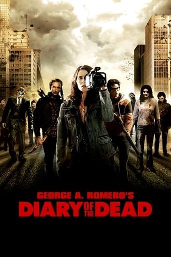 Poster of Diary of the Dead